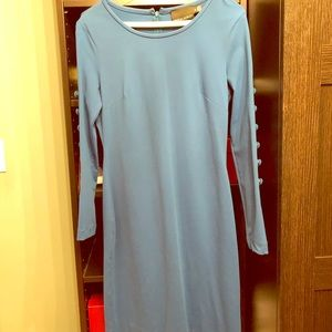 Cynthia Rowley long sleeve dress